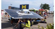 Here's the scoop on solar powered cars. http://www.globaltravelerusa.com/american-solar-challenge-sun-powered-cars/ (Photo: © Smontgom65 | Dreamstime.com)
