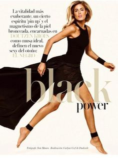 Black Power (Vogue Espana)
