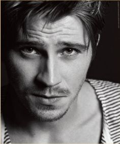 garret hedlund...the only reason I watched Tron...Kidding! The movie pretty much ROCKS!