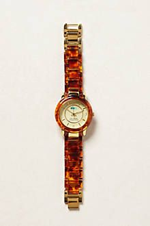 shelby tort watch / anthropologie