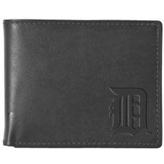 Pangea MLB Detroit Tigers Black Leather Wallet by Pangea Brands. $19.99. Black Leather Wallet Detroit Tigers