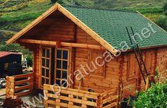 paratucasa Cabin, House Styles, Building, Home Decor, Log Homes, Decoration Home, Room Decor, Cabins, Buildings