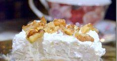 Εκμεκ με κρέμα έκπληξη Greek Sweets, Greek Desserts, Greek Beauty, Red Velvet, Food And Drink, Pie, Baking, Pastries, Greece