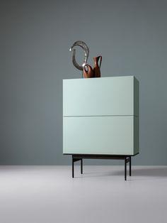 BRICK Aparador lacado by Caccaro diseño Simone Cagnazzo