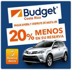 Budget Costa Rica Car Rental | Alquiler de coches | Renting | Servicio de chofer - Inicio - Budget Car Rental Costa Rica