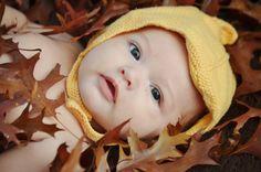 My fall baby