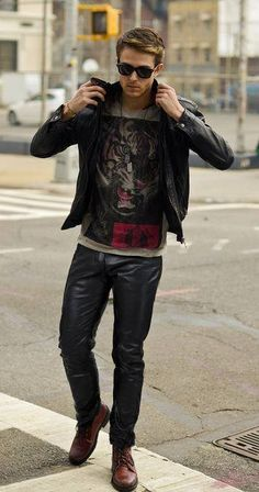 25 Best Leather Jackets For Men
