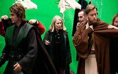 Revenge of the Sith | Behind the Scenes | Becoming... | when an angel falls
