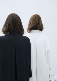 Sleek Jackets - contemporary fashion details, modern minimal tailoring