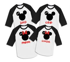 Disney Christmas Reindeer Family Vacation T-Shirts, custom, personalized, women, men, children, baby, disneyworld, disneyvacation, mickeymouse