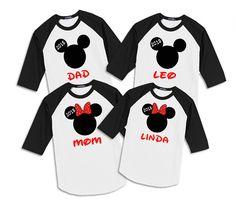 Disney Christmas Reindeer Family Vacation T-Shirts, custom, personalized, women, men, children, baby, disneyworld, disneyvacation, mickeymouse