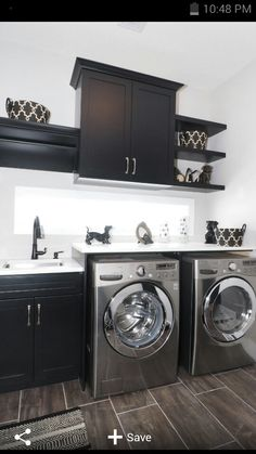 Dark laundry | Tired of Stinky Clean Clothes or Towels? | Permanently Eliminate or Prevent Washer Odor with Washer Fan™ Breeze™ | WasherFan.com | Installs in Seconds... No Tools Required! :) #WasherOdor #SWS #Laundry