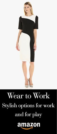With Amazon Fashion, you can look great at work without spending all your paycheck to do it!