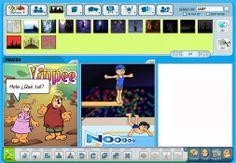 Puede ser muy interesante para crear comics con los alumnos  (http://www.toondoo.com)