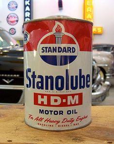 Standard Motor Oil