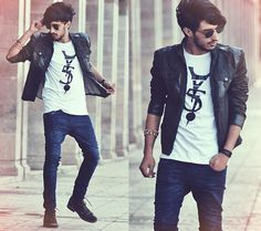 When the Love need me (by Mohcine Aoki) http://lookbook.nu/look/3184221-When-the-Love-need-me