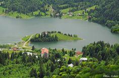 Lacul Colibita -Jud. Bistrita-Nasaud - Muntii Calimani.-Romania Poland, River, Explore, Places, Outdoor, Russian Federation, Ukraine, Green, Romania