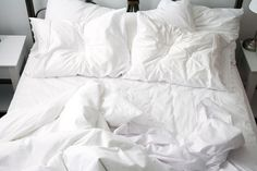 Some researchers think your dust allergy might benefit from you not making the bed. Worth a shot?