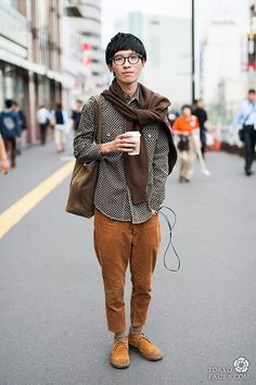 street style by Tokyofaces.