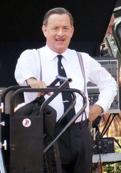 "Tom Hanks playing Walt Disney. I loved ""Saving Mr. Banks""!"