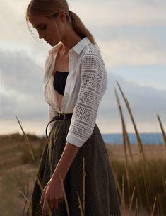visual optimism; fashion editorials, shows, campaigns & more!: wylie hays by cihan alpgiray for grazia turkey august 2015