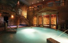 Relax in our hydrotherapy pools at Alexander House & Rowhill Grange Utopia Spas