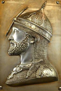 [Ottoman Empire] Helmeted Warrior (Osmanlı Miğferli Savaşçı)