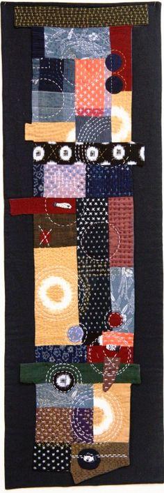 A Garden Path by Julie Haddrick | SAlt (SAlt - South Australian Living Textiles)