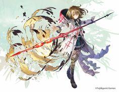 Pin by Mike Bonomo on Anime Anime Fantasy, Fantasy Girl, Fantasy Character Design, Character Design Inspiration, Character Art, Art Manga, Anime Art, Manga Characters, Fantasy Characters