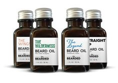 beard oil recipes