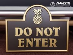 We can create attractive signage for any need. Call today! #KauffsSignsandLettering #Signs #SouthFloridaSignShop #KauffsSocialMedia #SteveKauff
