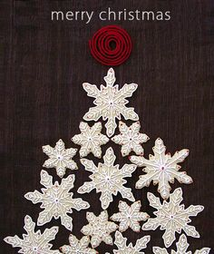 Love this picture! Snowflake Sugar cookies by BakersRoyale. Will have to try this recipe as it has a few tweaks that sound interesting.