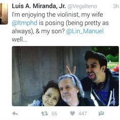 Lin's dad is awesome
