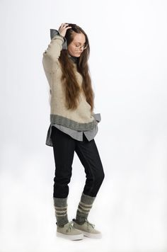 Mette Møller designs simple, feminine clothes for the practical and beautiful woman of today. Simple Designs, Winter Jackets, Beautiful Women, Hipster, Feminine, Summer, Clothes, Style, Fashion