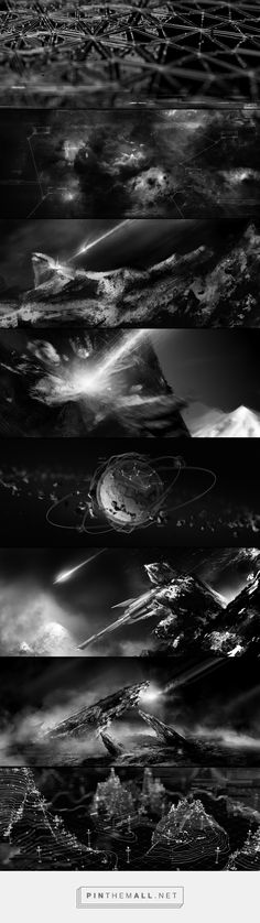 Orbital sniper on Behance... - a grouped images picture - Pin Them All