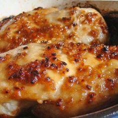Garlic Chicken - Sweet Treat Eats