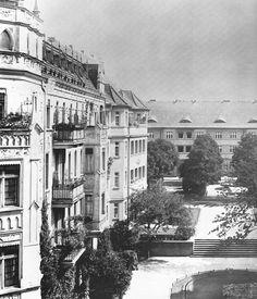 Berlin, 1925 Ceciliengärten .