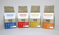 Crop to Cup Coffee Packaging Redesign