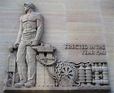 Farmers and Mechanics Bank (1941) by ChicagoGeek, via Flickr