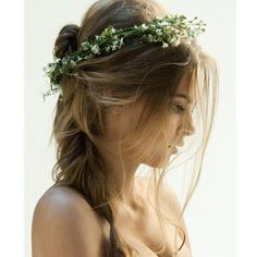 This hair... This flower crown.. Is EVERYTHING! #wedding #ceremony #reception #boho #bohowedding #bohoweddings #countrywedding #countrychicwedding #shabbywedding #shabbychicwedding #outdoorwedding #outdoorceremony #destinationwedding #shabbychic #weddingflowers #weddinginspiration #weddingideas #diywedding #gardenwedding #flowercrown #weddinghair