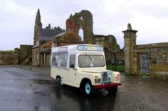 Hardy Ice Cream Van.. | Must need 'em tuff up there in North… | Flickr