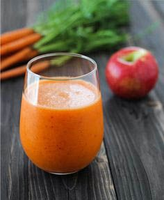 Autumn Detox Smoothie - Only takes 7 minutes to make and serves 16 ounces of detox smoothie. This recipe is perfect for the Autumn months and tastes great!