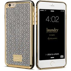 Laundry by Shelli Segal Koskin Greek Key Case for Apple iPhone 6 Plus (Click for Product Details)