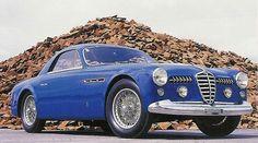 Alfa Romeo 6C2500 Ghia #AlfaRomeo #Ghia #Car #GTClassic @GTClassic