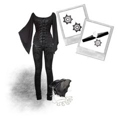 """Untitled #26"" by sinsilky ❤ liked on Polyvore"