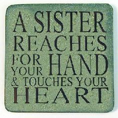 Thank you Jehovah for my dear sisters! To all my beloved sisters: i love you fiercely! Great Quotes, Quotes To Live By, Me Quotes, Inspirational Quotes, Sister Quotes, Family Quotes, Twin Sisters, Little Sisters, Just For You