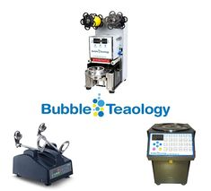 Premium Bubble Tea Machines   BubbleTeaology