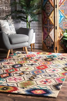Rugs USA - Area Rugs in many styles including Contemporary, Braided, Outdoor and Flokati Shag rugs.Buy Rugs At America's Home Decorating SuperstoreArea Rugs Wall Carpet, Diy Carpet, Rugs On Carpet, Carpet Ideas, White Carpet, Room Rugs, Rugs In Living Room, Home Design, Interior Design