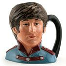 Royal Doulton Odd-size Character Jug, John Lennon D6725, Odd Size