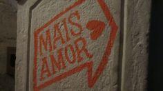 """""""mais amor"""" . more love  @ Pensão do Amor . Lisbon"""